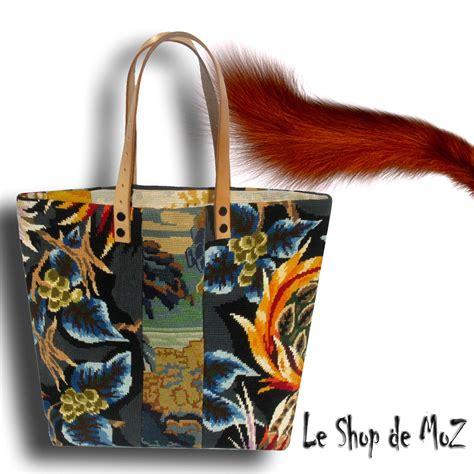 Sac Tapisserie by Sac Tapisserie Cabas Canevas Vintage Le Zaza Sacs 224