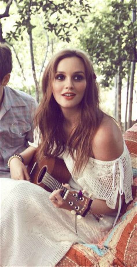Style Leighton Meester Fabsugar Want Need 2 by Top 25 Best Hippie Ideas On Hippie
