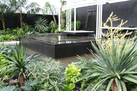 Garden Salon by The Canary Islands Spa Garden By David Cubero And