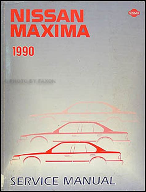 automotive service manuals 1994 nissan maxima engine control nissan maxima 1994 service repair manual download autos post