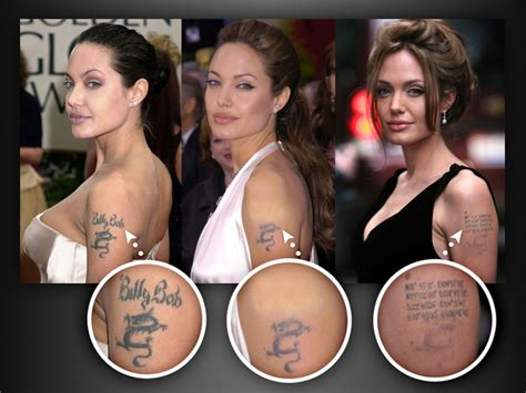 tattoo angelina jolie coordinate nadiya loving every moment tattoo s do and don ts
