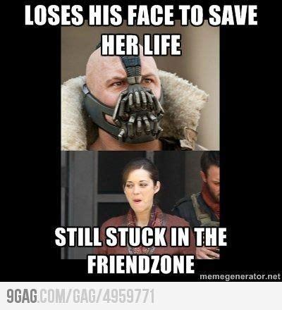 Bane Meme Internet - friendzone lvl bane truths