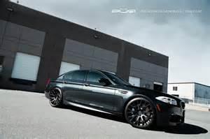 u2013 f10 bmw m5 on pur wheels autoevolution