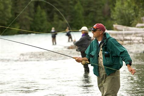 Fly Fishing Giveaway - fly fishing in canada for two hole in one contest