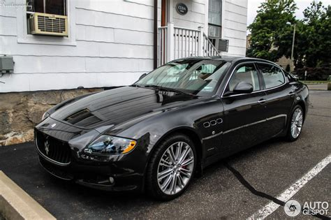 2008 Maserati Quattroporte by 2008 Maserati Quattroporte Photos Informations Articles