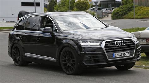 audi germany audi sq7 spied in germany