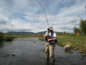 Easy Garden Crafts - trout stream fishing tips how to fly fish in small
