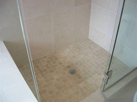Beveled Vanity Mirror Tumbled Marble Backsplash Design Ideas