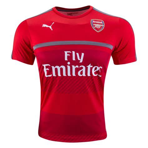 Promoexlusive Jersey Arsenal Home 2017 2018 Grade Ori jersey arsenal merah 2016 2017 jersey bola grade ori murah