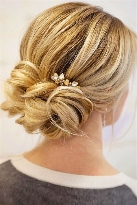 Wedding Hair Buns Styles by 2943 Best Images About Wedding Hairstyles Updos On