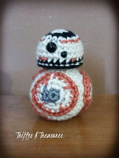 pattern amigurumi bb8 these are the droids you re looking for allfreecrochet com