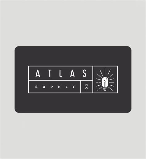 Gift Card Supply - atlas supply gift card atlas supply co