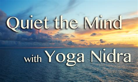 i am yoga nidra a guided meditation experience led by liam gillen youtube