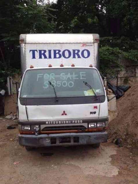 mitsubishi truck 1998 ford e350 2016 van box trucks