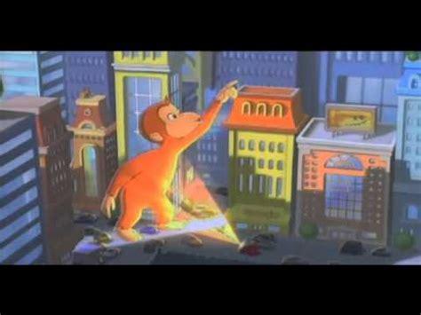 film kartun george monkey curious george trailer 2006 youtube