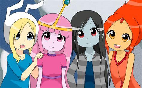 imagenes de hora de aventura kawaii hora de aventura anime 3 by lolacordova on deviantart
