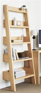 Ladder Bookcase Uk 17 Best Ideas About Leaning Shelves On Pinterest Leaning
