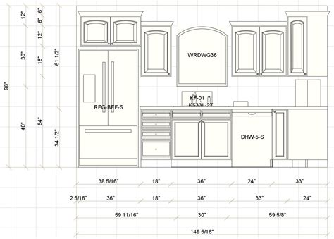 fantastic standard kitchen cabinet sizes design