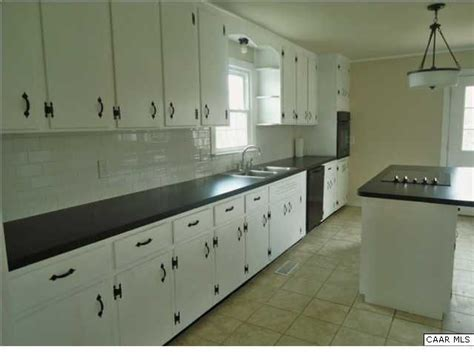 Kitchen Cabinet Doors Only White Accessorize The Cabinets A Farmhouse Reborn