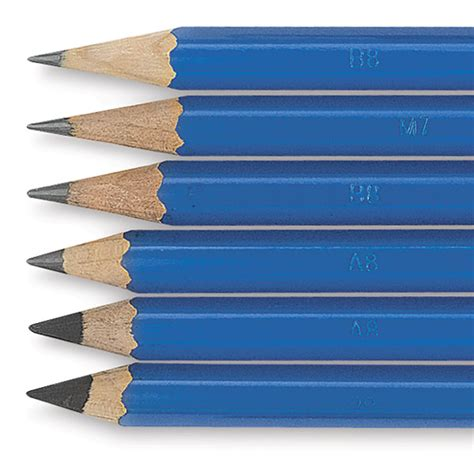 sketching pencils staedtler lumograph drawing and sketching pencils blick