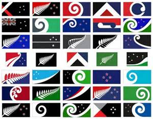 new zealand unfurls new flag designs design middle east