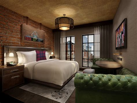 The Curtain new luxury hotels opening in 2017 the bon vivant journal