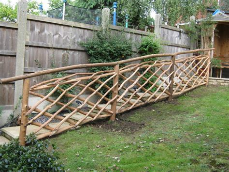 Handrails For Outdoor Steps Uk All Things Coppice On Pinterest Hurdles Wattle Fence