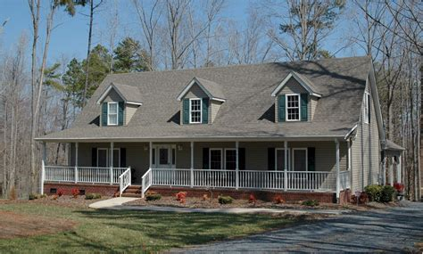 country style house plans with porches new model homes kitchen modular ranch homes with porches