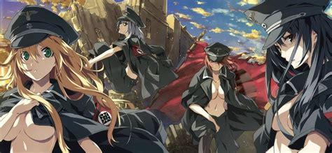 dies irae anime konusu dies irae anime projesi i 231 in kanya anime fantastica
