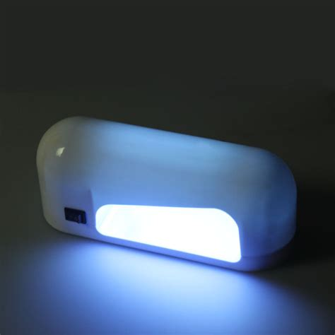 9w Led Uv Light Nail Dryer Led L Nails Ultraviolet Uv Uv Lights