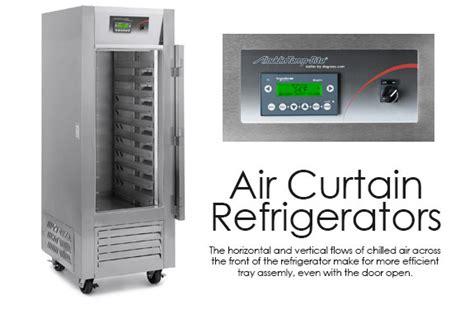 freezer air curtain air curtains for freezers door design freezer curtains