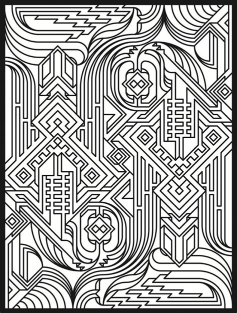 printable art deco designs 20 free printable art deco patterns coloring pages for
