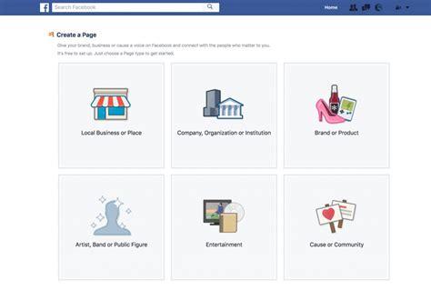membuat facebook fan page 5 cara mudah membuat facebook fan page untuk bisnis anda