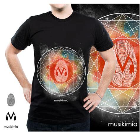 Tshirt Musikimia 1 unity hellomotion