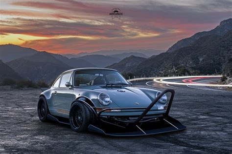 custom porsche wallpaper car porsche porsche 911 custom andrecamachodesign