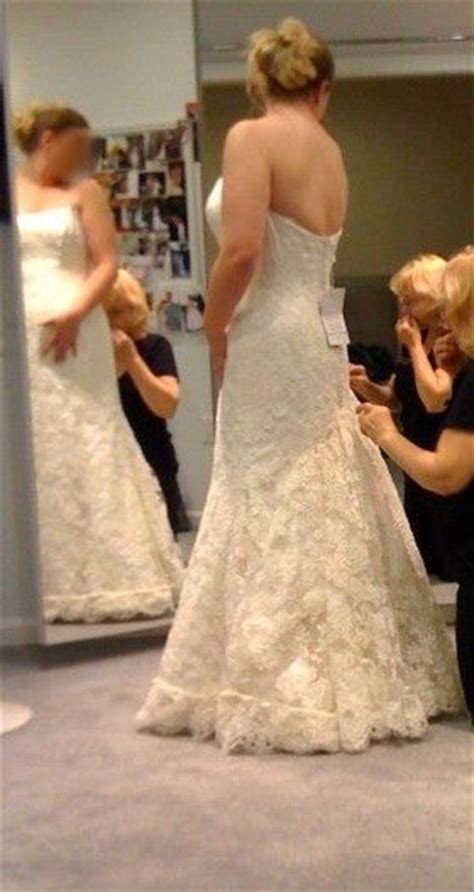28 best images about WEDDING: Dress Bustle on Pinterest