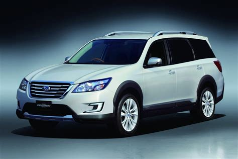 Subaru 7 Passenger Is The Subaru Crossover 7 Concept The Replacement For The