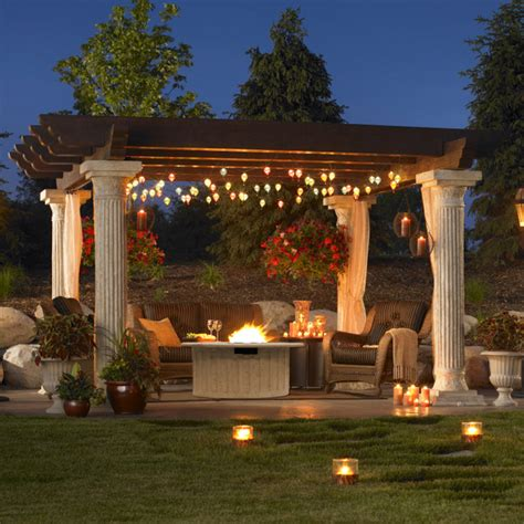 the tuscany pergola by the outdoor greatroom company outdoor rooms family leisure