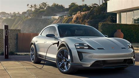electric porsche porsche will build 500 electric vehicle charging stations