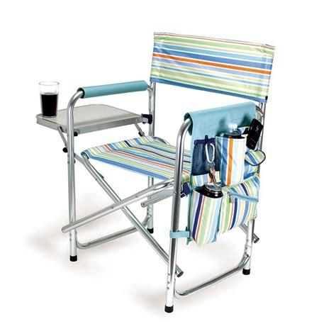 picnic time aluminum folding camping chair  lowescom