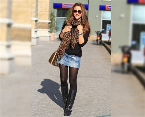 7 stylish ways to wear your tights this winter the royale