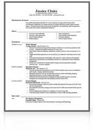 resume format resume builder owl