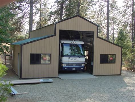 rv storage building plans make extra money woodworking rv storage barn plans arts