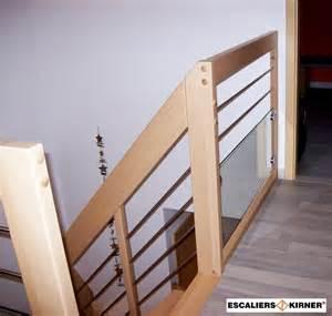 garde corp bois interieur mzaol