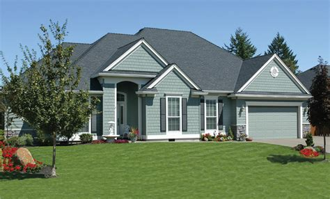 3 Bedroom Ranch Floor Plans mascord top 10 single story home plans