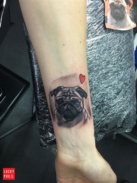 tattoo picture gallery arms color arm pug tattoos picture gallery sleeve pug tattoo