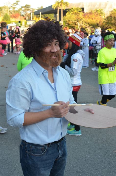 bob ross painting costume 17 best images about running costumes awesome 80s run on
