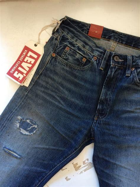 Kaos Levis 501tshirtt Shirt Levis 501 s levis vintage clothing 501 1954 muleskinner garmentory