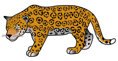 Image Gallery Jaguar Cat Cartoon