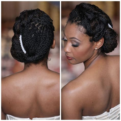 Wedding Hairstyles With Box Braids by Box Braids Hairstyles For Weddings Hairstyles